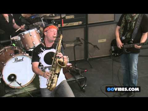 """Gov't Mule performs """"Devil Likes It Slow"""" at Gathering of the Vibes Music Festival 2013"""