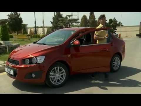 Yeni Chevrolet Aveo