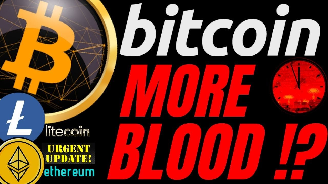 MORE BLOOD FOR BITCOIN LITECOIN and ETHEREUM btc ltc eth price prediction, analysis, news, trading 6