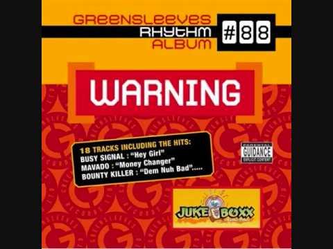 Warning Riddim Mix (2008) By DJ.WOLFPAK
