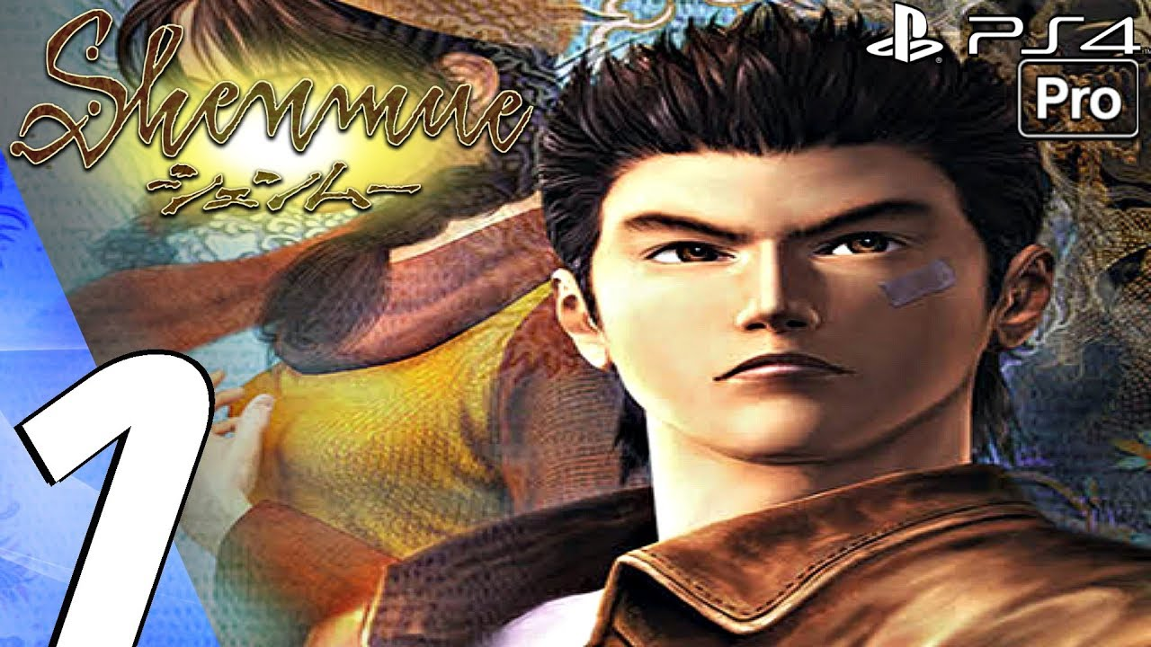 Download Shenmue 1 Remastered - Gameplay Walkthrough Part 1 - Prologue (Full Game) PS4 PRO