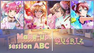 QU4RTZ - Make-up session ABC (Full, Kanji, Romaji, Eng)