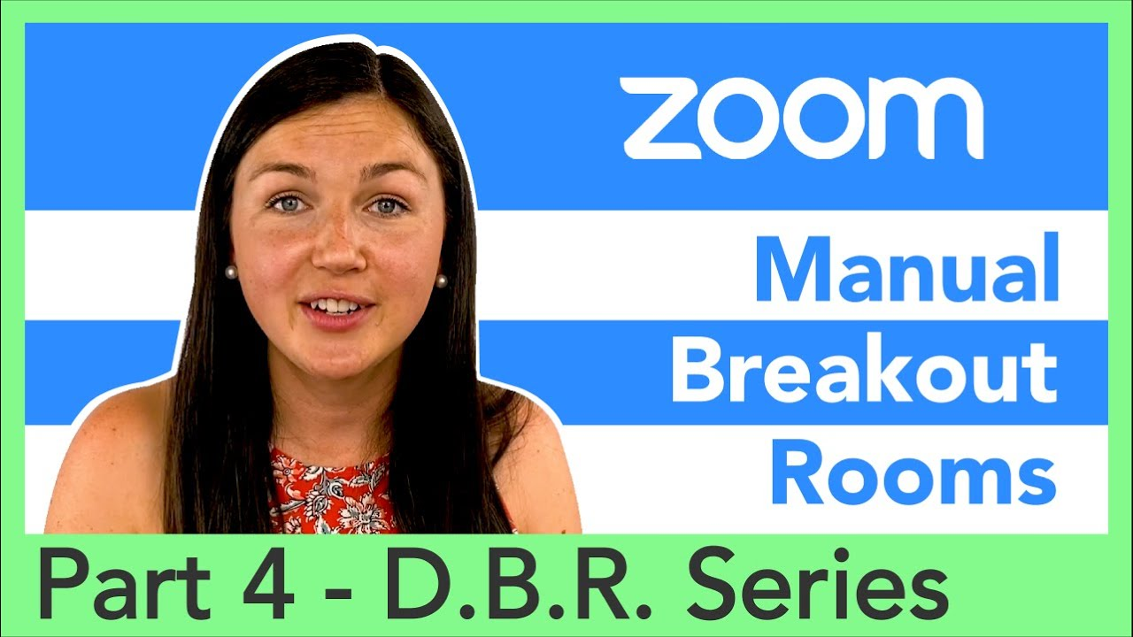 Differentiated Breakout Rooms in Zoom