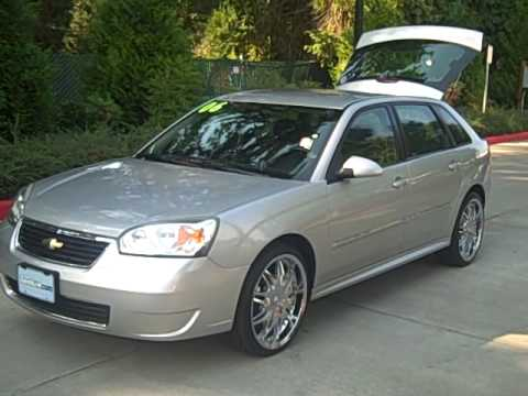 2006 Chevrolet Malibu MAXX LT **One Owner** Stock # PK5434 ...