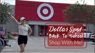 Everything New At The Target Dollar Spot!  Back To School, Home Decor + More!