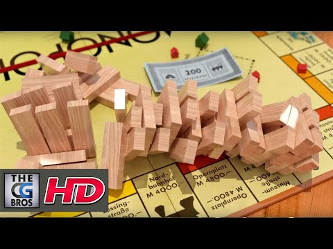 "CGI 3D Animated Short HD: ""Life As A Series of Games"" - by Fabian Bertoldo"