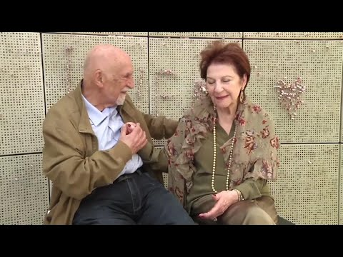 Holocaust Survivors Reunited After 76 Years