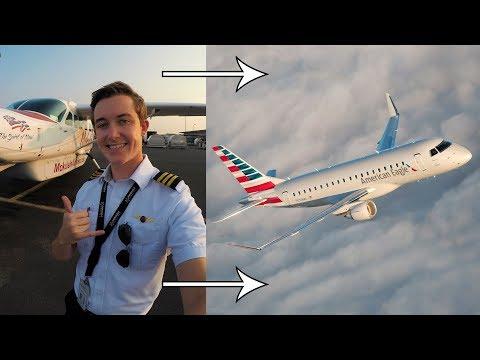 Goodbye Cessna Caravan, Hello Regional Jet!