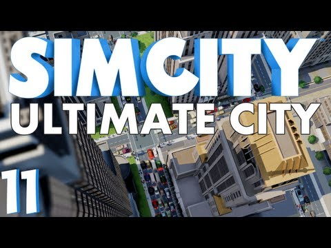 Simcity Ultimate City 11 Alloy & Metal
