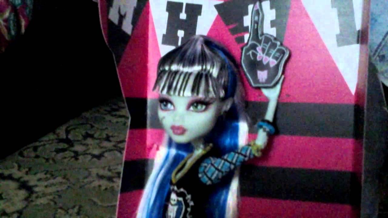 Самая первая кукла монстер хай