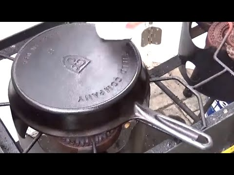 How to Keep Cast Iron Pans From Rusting