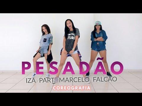 Pesadão - IZA part. Marcelo Falcão - Cia Vitória-Régia (Coreografia)