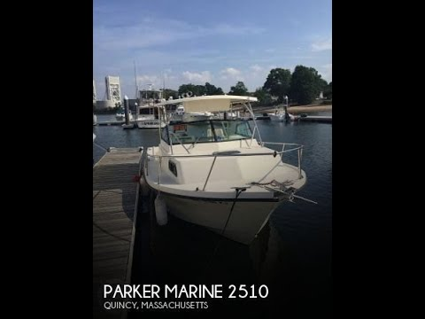 Used 1995 Parker Marine 2510 for sale in Quincy, Massachuset