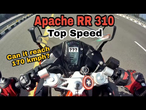 Apache RR 310 Top Speed || Shocking Result || Highway Top End