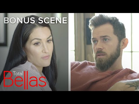 Nikki Bella & Artem Chigvintsev Discuss C-Section vs. Vaginal Birth | Total Bellas Bonus Scene | E!