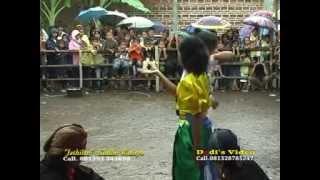 Jathilan Kudho Wasisyo Putri Bakso Kribo Traditional Art Dance