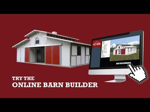 MD Barnmaster Barn Kits