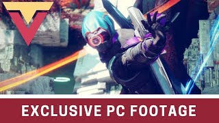 EXCLUSIVE PC Destiny 2 Footage and Predictions for Near Future