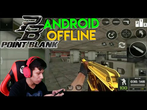 NOSTALGIA ! Point Blank (PB) Android OFFLINE 2020 ! - 동영상