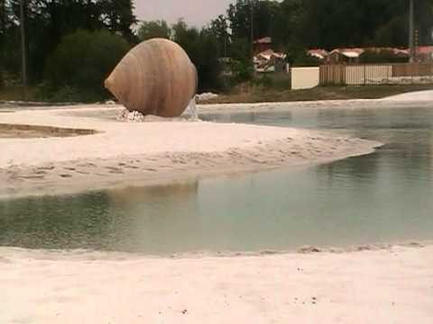 Paul heraudeau piscine naturelle en gironde youtube for Camping gerardmer piscine