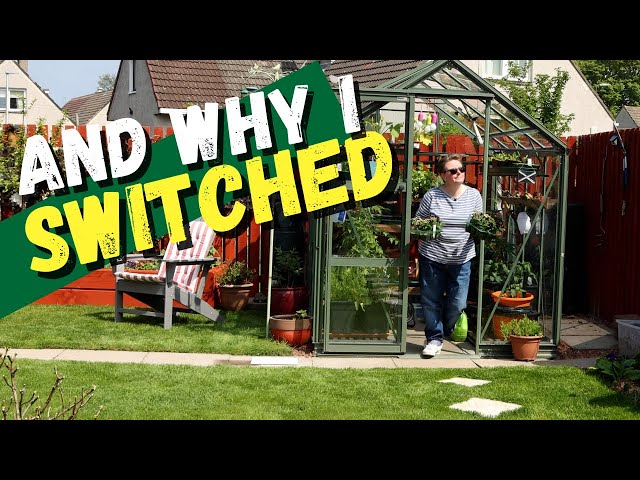 Which is better polycarbonate or glass greenhouse?
