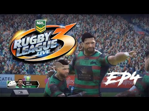 ALL WE DO IS WIN!!! – RUGBY LEAGUE LIVE 3 [#4] COACH CAREER MODE (FAN CHOICE SERIES)