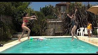 Отпускной Влог - День 10 - Синхронное плавание и Аргентинское кино