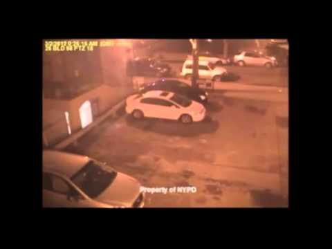 Queens New York Shooting Caught On Tape!!