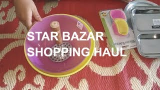 Star Bazar Haul ^ STAR BAZAAR SHOPPING HAUL^ INDIAN Monthly Grocery Haul from Star Bazaar ^DISCOUNT