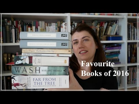 Favourite Books of 2016