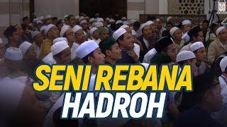 "[LIVE] Seni Rebana ""Hadroh"" di Majelis Ar-Raudhah   16 Desember 2019"
