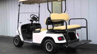 2005 E-Z-GO Freedom Gas Street-Ready Golf Cart
