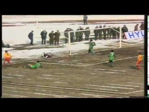(1990-1991) Konyaspor 1 - 1 Galatasaray (9 Şubat 1991)