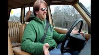 1985 Mercedes Benz 300TD Test Drive