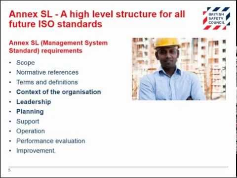 ISO 45001: What is the new standard? How will it affect current holders ofOHSAS18001?