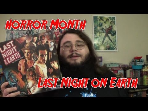 Weaponsgrade Review: Last Night on Earth