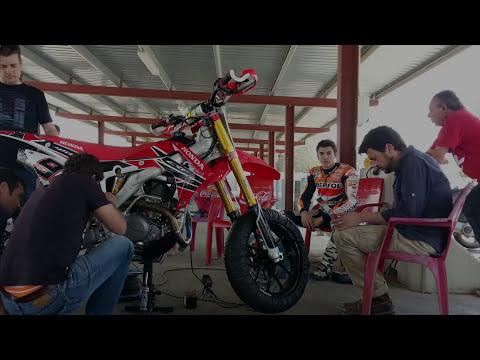 MM93 Marc Marquez Supermoto d'Alcarràs