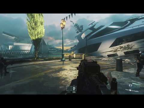 Call of Duty: Infinite Warfare Tidal Wave Opening Attack