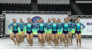 Fukui Commercial High School JETS won the ALL JAPAN CHEER DANCE CHAMPIONSHIP 2018