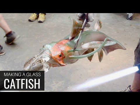 Grant Garmezy Making A Glass CATFISH