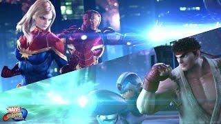 Capcom Bringing Back Dormant Franchises & Marvel vs Capcom: Infinite - #CUPodcast