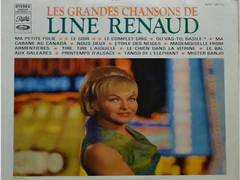 Karaoké Line Renaud - Etoile des neiges