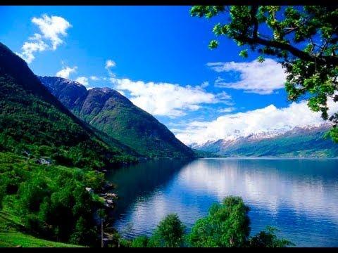 Norwegian National Anthem Stunning Norwegian Scenery Hd