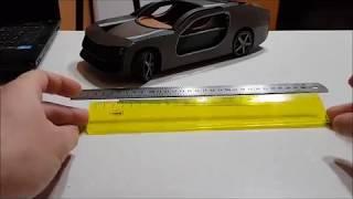 Постройка Модели Автомобиля Из Пластилина 1. Вступление, Рама (1 Часть)