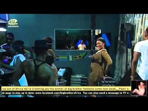 Big Brother Hotshots - An Absolut-ley hot party