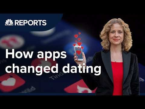 Apps have changed the way we date | CNBC Reports from YouTube · Duration:  7 minutes 21 seconds