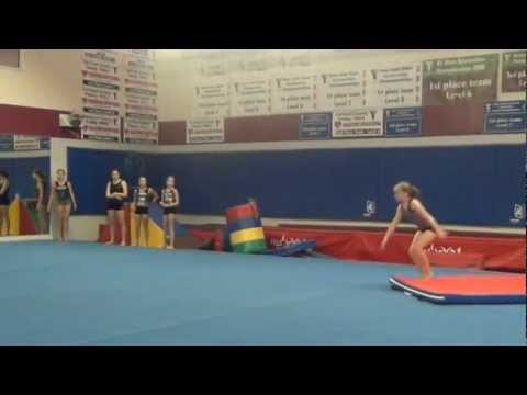 Saratoga Regional YMCA Presents Wilton Branch Gymnastics - YouTube