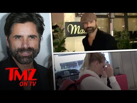 John Stamos Reacts to 'Aunt Becky' Lori Loughlin's Indictment | TMZ TV