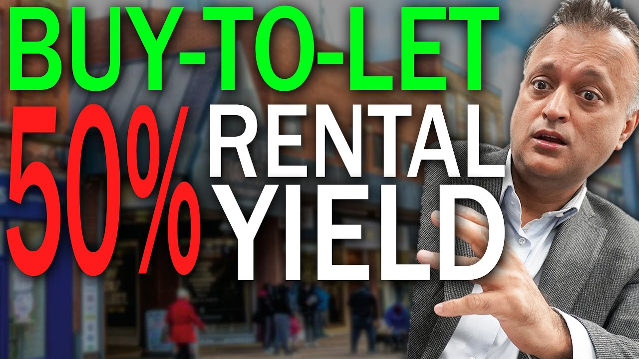 50% Buy To Let (BTL) Rental Yield on a Commercial Property Investment. Is Buy To let Dead?