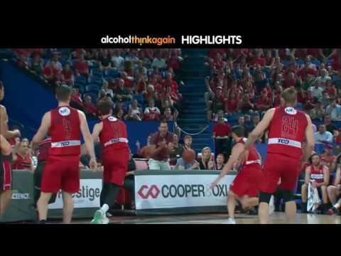 Perth Wildcats vs Illawarra Hawks - Grand Final Game One Highlights